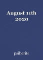 August 11th 2020
