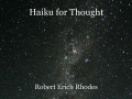 Haiku for Thought
