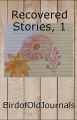 Recovered Stories, 1