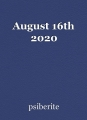 August 16th 2020