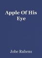 Apple Of His Eye