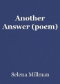 Another Answer (poem)