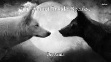 The Animal Inside, Speaks.