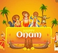 Enchanting Onam Greetings