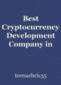Best Cryptocurrency Development Company in New York with best technologies