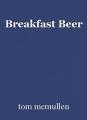Breakfast Beer
