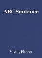 ABC Sentence