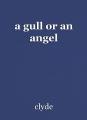 a gull or an angel