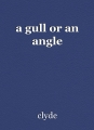 a gull or an angle