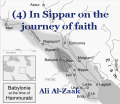 (4) In Sippar on the journey of faith