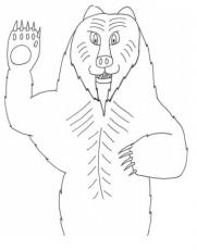 Bearing a Bear