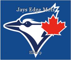 Jays Edge Mets