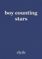 boy counting stars