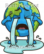 Earth Cries Out