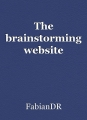 The brainstorming website