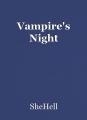 Vampire's Night