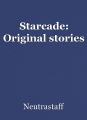 Starcade: Original stories