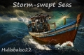 Storm-swept Seas