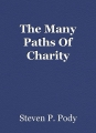 The Many Paths Of Charity