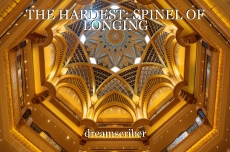 THE HARDEST: SPINEL OF LONGING