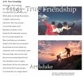 (114)  True Friendship