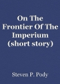 On The Frontier Of The Imperium (short story)