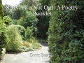 Sixty-Two Not Out: A Poetry Booklet
