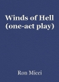 Winds of Hell (one-act play)