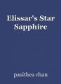 Elissar's Star Sapphire