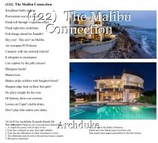 (122)  The Malibu Connection