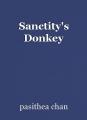 Sanctity's Donkey