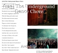 (123) The Underground Dance Chore