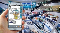 Indoor Positioning and Indoor Navigation Market by Global Size, Trends and Research Analysis to 2030