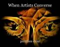 When Artists Converse
