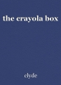 the crayola box