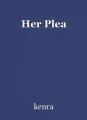 Her Plea