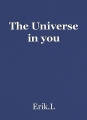 The Universe in you