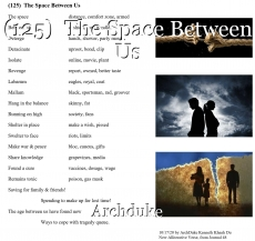 (125)  The Space Between Us