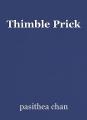 Thimble Prick