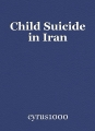 Child Suicide in Iran