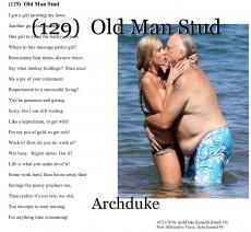 (129)  Old Man Stud
