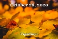 October 26, 2020