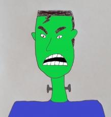 I'm Frankenstein's Monster