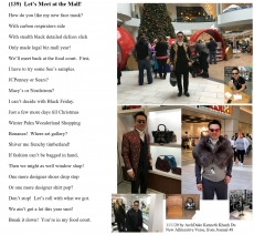 (139)  Let's Meet at the Mall!