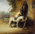 The Good Samaritan's Return