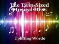 The Twin-Sized Musical Mess