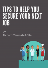 Tips To Help You Secure Your Next Job