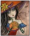 The Pumpkin Witch