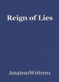 Reign of Lies