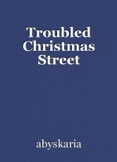 Troubled Christmas Street